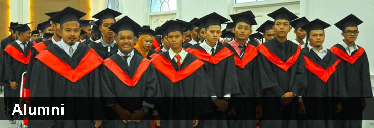 Alumni Kursus Kemahiran Mekatronik