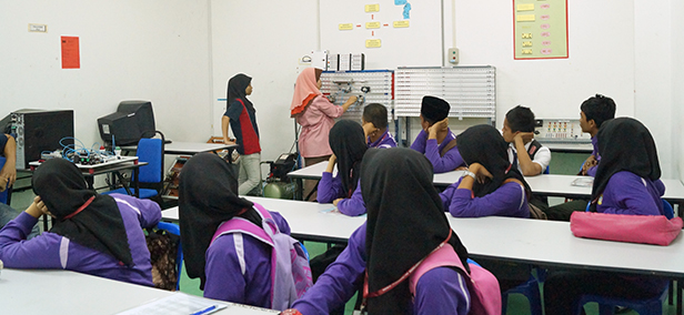Program Jelajah Minda, SMK Bukit Naning