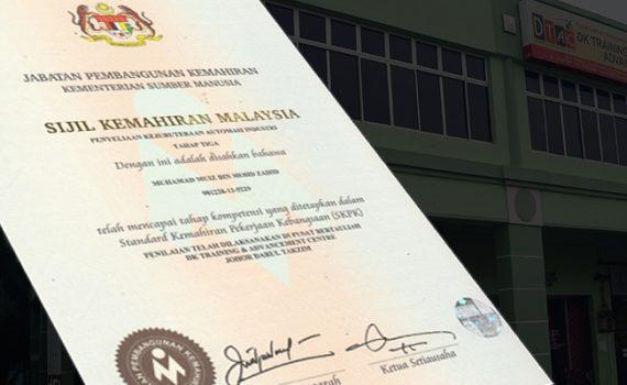 5 Tahap Sijil Kemahiran Malaysia Ramai Tak Tahu Kan Pusat Latihan Kemahiran