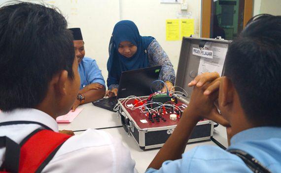 Program Jelajah Minda SMK Tun Dr Ismail