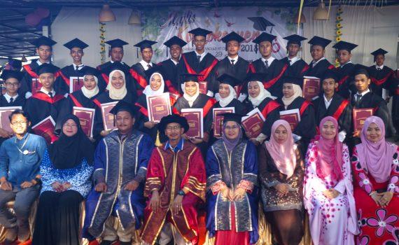 Anak Asnaf Selangor Telah Berjaya Dapat Kerja Yang Terjamin Dalam Masa 2 Tahun