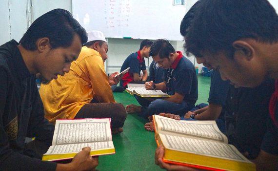 Khatam Al-Quran Dan Iftar
