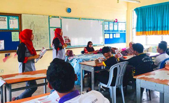 Anak Zakat Selangor, Lawatan Ke Sekolah Untuk Jelajah Kemahiran